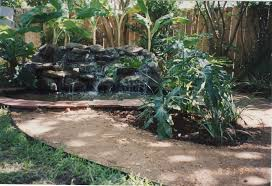 waterfalls ponds u2013 landscape and design