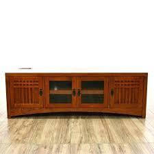 cherry corner media cabinet craftsman style media cabinet mission oak inch corner stand media