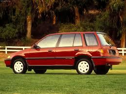 1989 Civic Si Honda Civic Wagon 1989 Pictures Information U0026 Specs