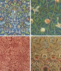 pattern play with jeanetta designs of william morris p 1