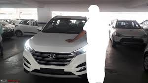 hyundai tucson 2014 white the 2016 hyundai tucson edit launched page 14 team bhp