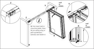 Installing A Closet Door How To Install Closet Bi Fold Doors