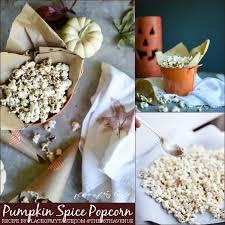 pumpkin spice popcorn recipe the 36th avenue