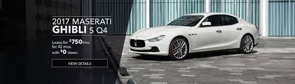 best maserati 2017 schaumburg zeigler maserati of schaumburg new u0026 used maserati cars