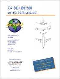 general familarization manual de boeing 737 300 400 500 from