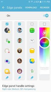 Map My Walk App How To Use The U201cedge U201d On The Galaxy S7 Edge