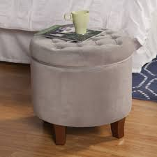 Circle Ottomans Sofa Upholstered Cocktail Ottoman Small Ottomans For Sale Circle