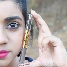 revlon brow fantasy light brown revlon brow fantasy pencil and gel review little reviews