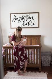 Nursery Decor Blog by Best 25 Name Above Crib Ideas On Pinterest Nursery Name Decor
