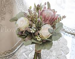 artificial wedding bouquets silk bridal bouquet etsy