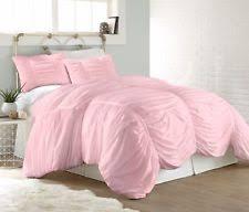 pink ruffled bedding ebay