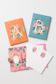 Monogrammed Scrapbook 96 Best Stationery Obsession Images On Pinterest Stationery
