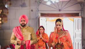 wedding chunni chunni ceremony in punjabi wedding weddingplz