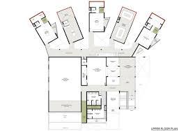 Yoga Studio Floor Plan by Retreat Centre Design The Purple Ink Studio The Architects Diary