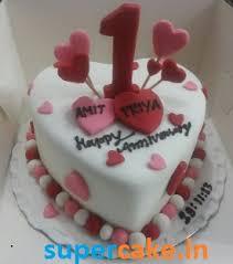100 anniversary cake 1st wedding anniversary cake ideas