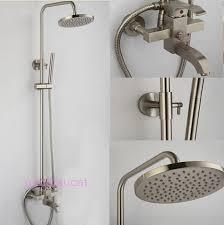 Kitchen Cabinet Hardware Brushed Nickel Brushed Nickel Shower Decorative Kitchen Cabinet Hardware Handle