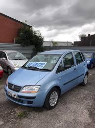 automatic fiat idea 1 4 petrol 5 doors hatchback 2005 05 plate