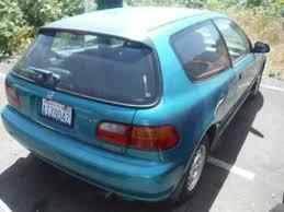 honda hatchback 1993 1993 honda civic 3dr hatchback 1 5l dx pacific washington