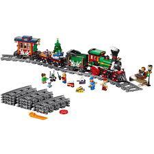 lego creator winter holiday train 10254 ebay
