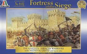 fortress siege italeri 6102 fortress siege playsets 1 72 scale