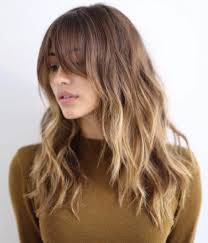 22 popular medium length hairstyles with bangs updated for 2018