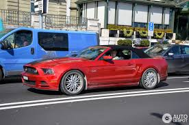 ford mustang gt convertible 2013 ford mustang gt convertible 2013 10 march 2015 autogespot
