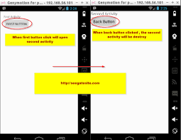 activity android android tutorial switch between activity with android button