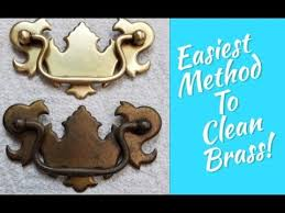 how to clean cabinet handles how to easily clean all brass silver copper metal furniture hardware polishing