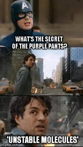 Stretchy Pants Meme - hulk pants how do the hulk s pants stay on when everything else