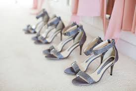 silver shoes for bridesmaids shoes for bridesmaid dresses style guru fashion glitz