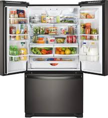 Whirlpool Inch French Door Refrigerator - whirlpool wrf535swhv 36 inch french door refrigerator with