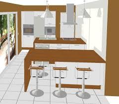 implantation cuisine en u exemple implantation cuisine en u luxe avis pour implantation