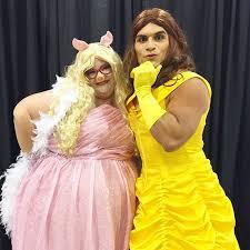 Size Halloween Costume Ideas Diy Sesame Street Piggy Size Halloween Costume Idea 5