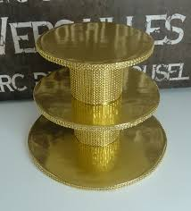 gold cake stands gold cake stands for weddings idea in 2017 wedding
