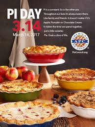 why do they celebrate thanksgiving in america happy pi e day american pie council