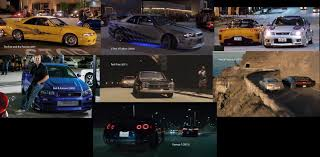 nissan skyline fast and furious 6 there is a nissan skyline in almost every fast and furious movie