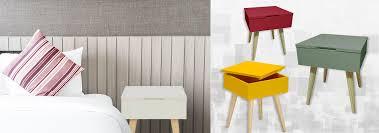 bout de canape design tables de chevet ou bout de canapé design et futées nozarrivages