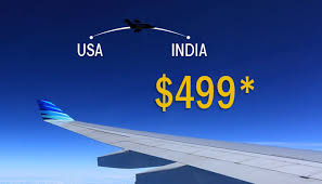 january travel deals usa to india trip starts from 499