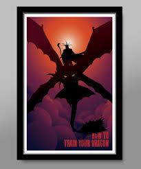 viking dragon etsy how train your dragon minimalist movie poster valka cloud jumper edition print
