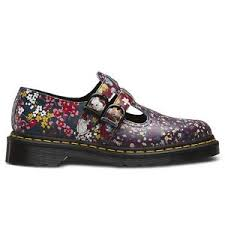 doc martens womens boots sale dr martens 8065 floral backhand multi womens shoes ebay