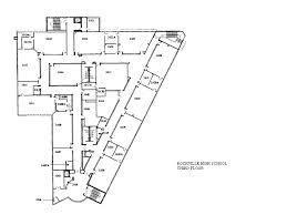 high school floor plans pdf rockville hs school maps