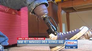 Blind Cutting Service Amputee Veteran Turned Away By Starbucks Who Won U0027t Let His Service