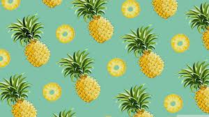 pineapple wallpaper on wallpaperget com