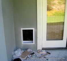 doggy door glass door doors installed replaced repaired in u003cbr u003e u003cb u003ewarning u003c b