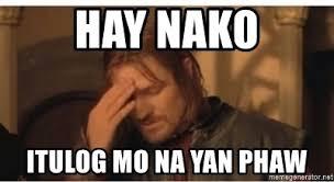 Meme Generator Boromir - boromir facepalm meme generator mne vse pohuj