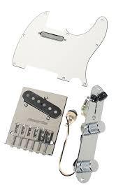 telecaster upgrade kit fender texas special pickups hipshot bridge