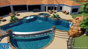shaun smith home martens family pool 2 platinum pools design by shaun smith youtube
