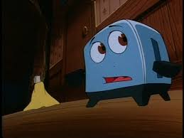 The Brave Little Toaster To The Rescue Image Toaster Points To Blanky Png Disney Wiki Fandom