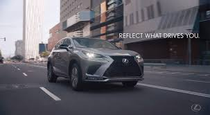 no smoke all mirrors in new lexus nx commercial lexus enthusiast