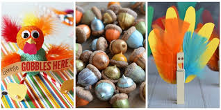 Easy Thanksgiving Projects For Kids 13 Easy Diy Thanksgiving Crafts For Kids Best Thanksgiving